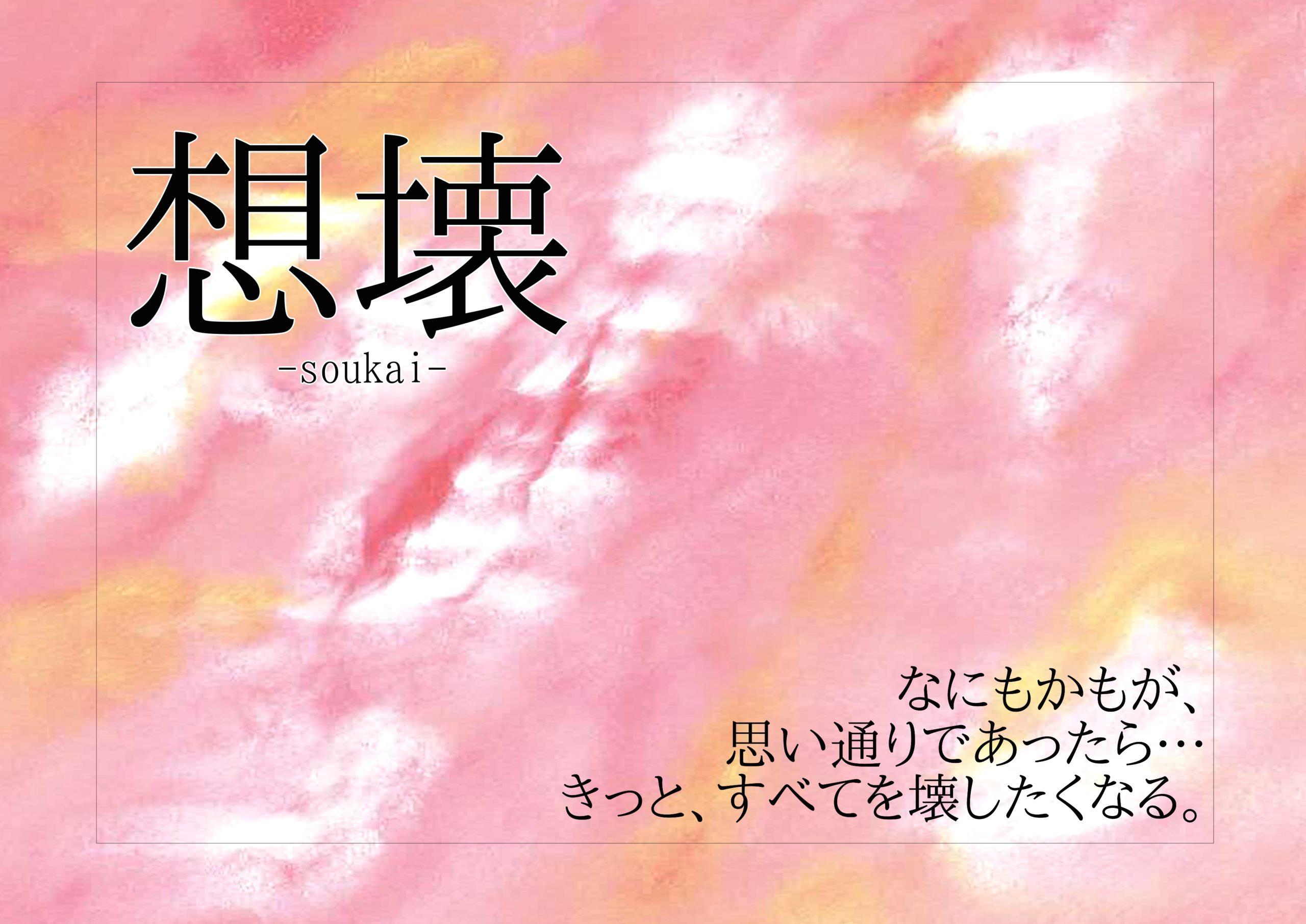 想壊 -soukai- ② (画集)