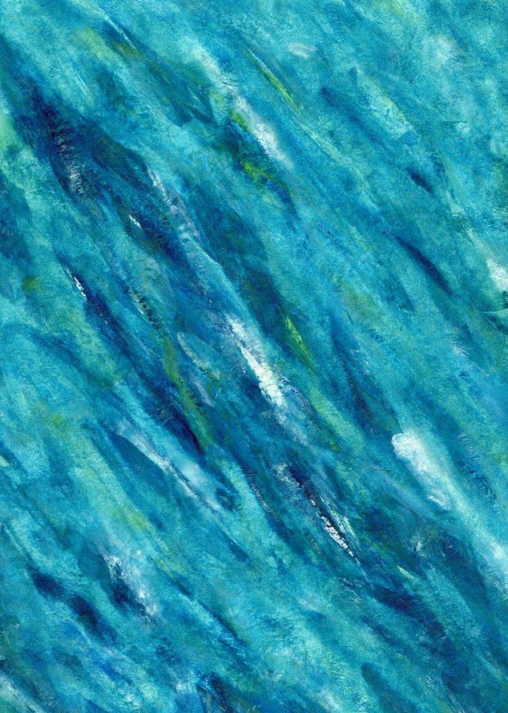『BLACK SEA』  (画集)⑧