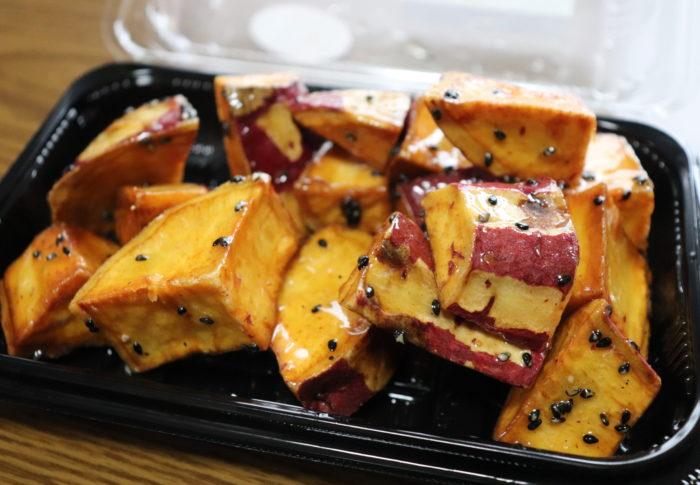 サツマイモを見ると煉獄杏寿郎を思い浮かべて嬉しくなってしまう私は重症なのかな。