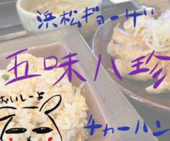 浜松餃子が食べたくなったら、静岡県民定番のお店へ【静岡県 五味八珍】